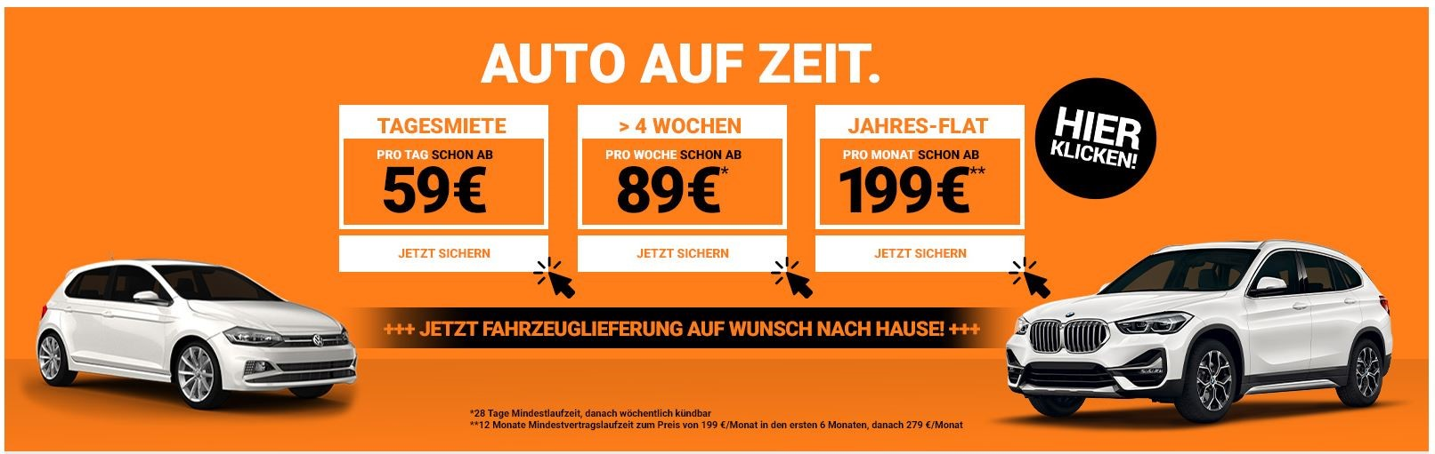 Sixt advertising campaign