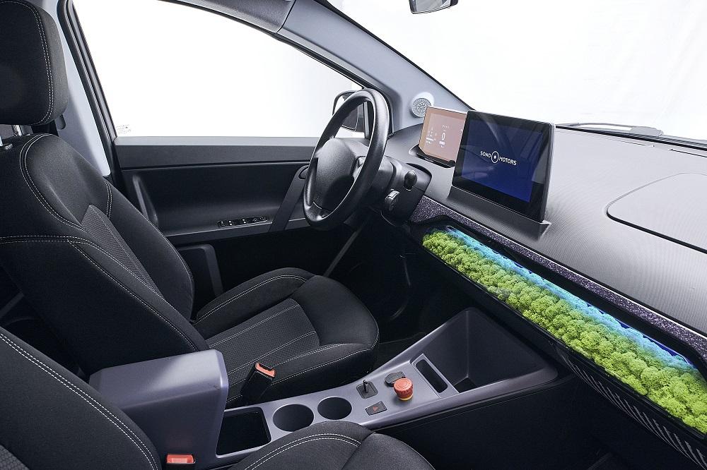 Interior - Sono Motors Sion